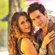 Ricardo Tozzi contracenou com Cláudia Abreu em 'Cheias de Charme'. A atriz também estará em 'Geração Brasil'