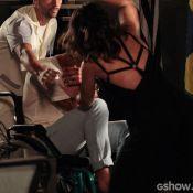 Penúltimo capítulo de 'Amor à Vida': Aline vê Ninho vivo e o ataca, furiosa