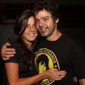 Bruno Mazzeo vai ser pai de novo! Mulher do ator está grávida de gêmeos