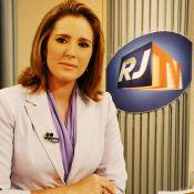 No 'RJTV', Renata Capucci chora por morte de criança e comove web: 'Humana'
