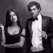 Vídeo: Felipe Roque e Aline Riscado entregam intimidades. 'Nudes só ao vivo'