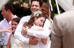 Reta final de 'Amor à Vida': Linda se casa com Rafael em cerimônia emocionante