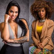 Crítica de Mayara a cabelo de Gabi Flor no 'BBB17' revolta web:'Já tá eliminada'