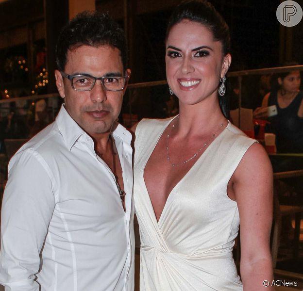 Graciele Lacerda diz que não se envolve em brigas de Zezé e Zilu ao responder seguidora nesta quinta-feira, dia 25 de janeiro de 2017