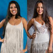 Ex-BBB Munik avalia comparações com a gêmea Emilly: 'Não me achei parecida'