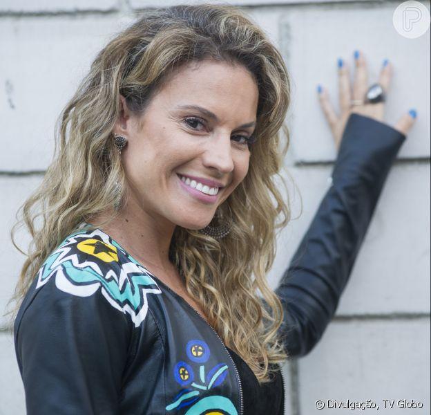 A atriz e apresentadora Maíra Charken não está mais na Rede Globo
