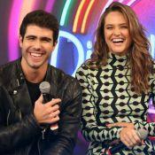 Juliano Laham apresentou família à Juliana Paiva aos 9 meses de namoro: 'Adorei'