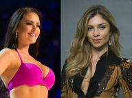 Grazi Massafera elogia Miss Canadá, alvo de críticas por corpo: 'Meu respeito'