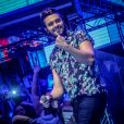 Luan Santana já tem data para retomar a agenda de shows em 2017: no dia 21 de fevereiro o cantor se apresenta em São Paulo