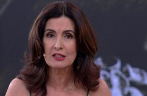 Fátima Bernardes leva cantada de mágico na TV: 'Podemos combinar para depois?'