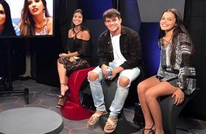 Munik critica estreia de Tiago Leifert no 'BBB17' mas pondera: '2° dia arrasou'