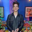 O ator e cantor comemorou seus 15 anos em um restaurante em São Paulo com tema mexicano