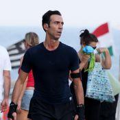 Cesar Tralli troca patins por bicicleta após acidentes: 'Foi olho-gordo'