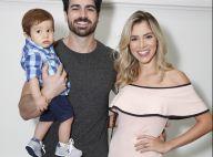 Ex-BBBs Adriana e Rodrigão vão comemorar 1 ano do filho com festa de meio milhão