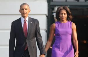 Barack Obama e Michelle estão prestes a anunciar a separação, diz site americano
