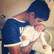 Veja fotos de Zion, primeiro filho do ex-'Rebelde' Micael Borges