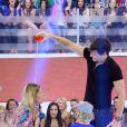 Rodrigo Faro recebeu Adriane Galisteu no programa 'O Melhor do Brasil'
