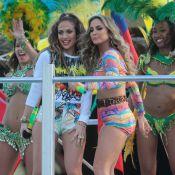 Claudia Leitte e Jennifer Lopez rebolam de shortinho em clipe da Copa do Mundo