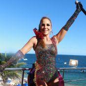 Nutricionista de Ivete Sangalo mostra detalhes da dieta da cantora no Carnaval