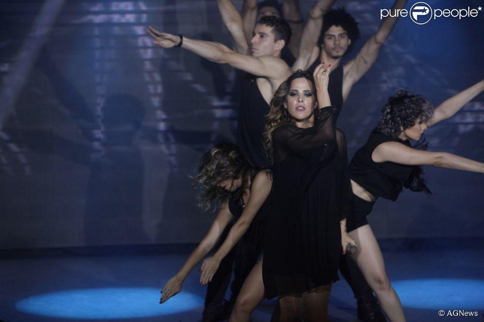 Wanessa Camargo DVD Transparente Ao Vivo