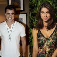 Joaquim Lopes e Chandelly Braz serão um casal em 'Geração Brasil', em 19 de fevereiro de 2014