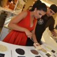Mariana Rios participou da inauguração da loja Magnum, no shopping Iguatemi, em São Paulo, nesta quinta-feira, 20 de fevereiro de 2014