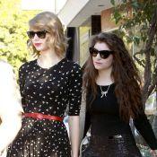 Taylor Swift faz tarde de compras na companhia de Lorde, nos EUA