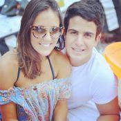 Enzo Celulari termina namoro com estudante Rafaella Rique devido à distância