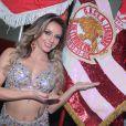 Marianne Ranieri, candidata do concurso Miss Bumbum, será uma das musas da Leandro de Itaquera