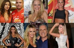 Confira em quais escolas os famosos vão desfilar no Carnaval de São Paulo