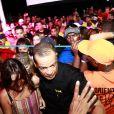 Solteira, Bruna Marquezine curtiu o Carnaval de Salvador, na Bahia, na companhia de amigas