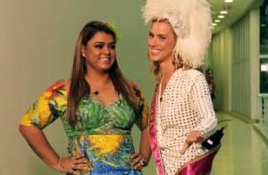 Preta Gil fala da relação com Carolina Dieckmann: 'Amiga que dá sorte em tudo'