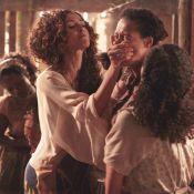 Em 'Lado a Lado', Isabel (Pitanga) se vinga com pimenta nos olhos de Berenice