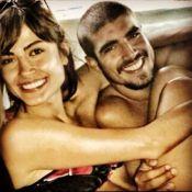 Caio Castro e Maria Casadevall definem romance após viagem a dois: 'É namoro'