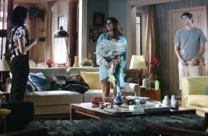 'Em Família': Clara aparece só de lingerie para Marina e deixa Cadu com ciúme