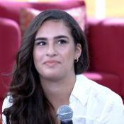 Lívian Aragão fala sobre melhora do pai, Renato Aragão: 'Foi apenas um susto'