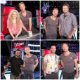 Chris Martin, vocalista do Coldplay, entrou para o The Voice