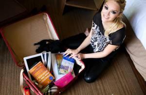 Isabelle Drummond leva diário em viagem de 'Geração Brasil': 'Pensamentos'