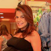 Nivea Stelmann dá à luz Bruna no Rio de Janeiro: 'Princesa cheia de saúde'