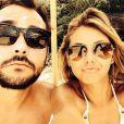 Eduardo Sterblitch fica noivo de Louise D'Tuani, atriz de 'Em Família', com apenas três meses de namoro