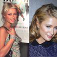 Paris Hilton mudou bastante de 2000 pra cá. A socialite tirou o ossinho na parte superior do nariz