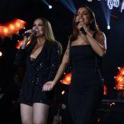 Solange Almeida nega ter excluído Anitta de CD: 'Priorizei minhas músicas'