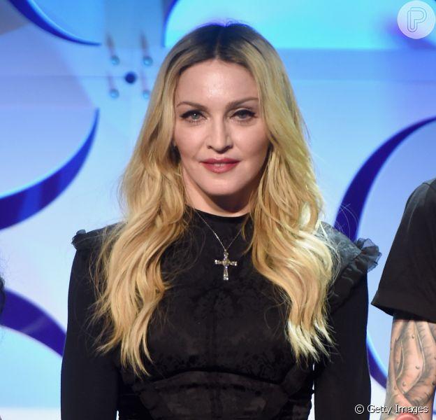 Madonna está namorando modelo português Kevin Sampaio, de 31 anos, de acordo com a imprensa internacional