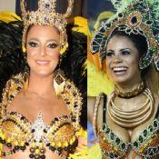 Carnaval 2018: Ticiane Pinheiro e Lexa perdem posto de musas na Vila Isabel