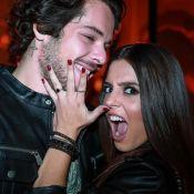 Giovanna Lancellotti escondeu início de namoro com Gian Luca: 'Ewbank contou'