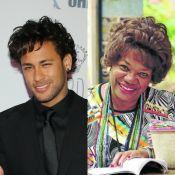 Penteado de Neymar em leilão vira piada na web: 'Copiou a Neusa Borges'