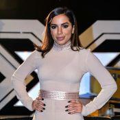 Anitta assume que desceu degraus por carreira internacional: 'Não sou diva'