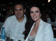 Fátima Bernardes e Patricia Poeta prestigiam casamento de Lisandra Souto. Fotos!