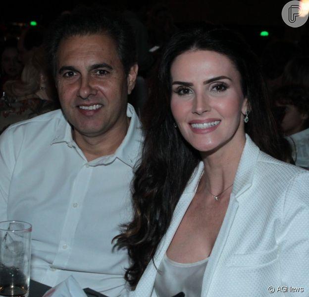 Lisandra Souto se casou neste sábado, 24 de junho de 2017 com o empresário Gustavo Fernandes