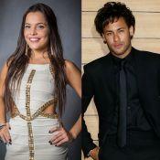 Ex-BBB Emilly Araújo pede ajuda de promoter para conhecer Neymar em festa